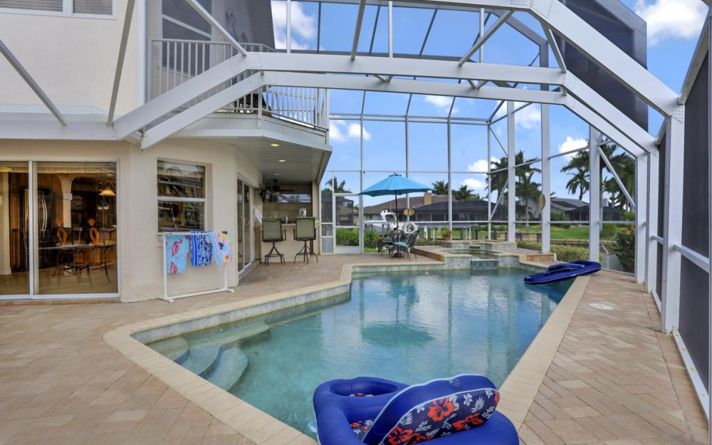1401 SW 53rd Ln, Cape Coral - Vacation Rental 1712110365