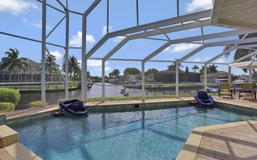 1401 SW 53rd Ln, Cape Coral - Vacation Rental 1585727100