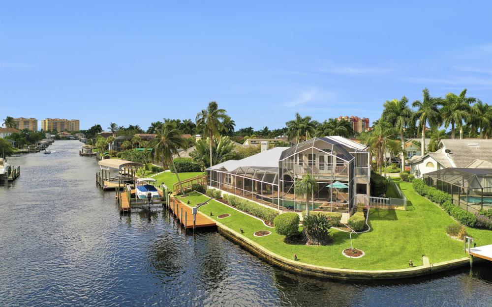 1401 SW 53rd Ln, Cape Coral - Vacation Rental 1737367009