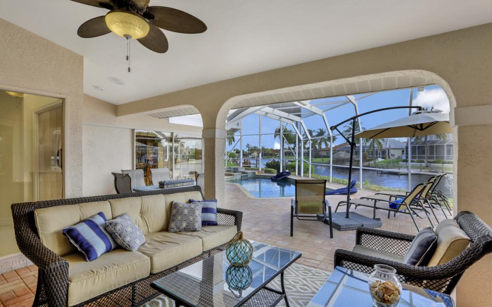 1401 SW 53rd Ln, Cape Coral - Vacation Rental 55571288