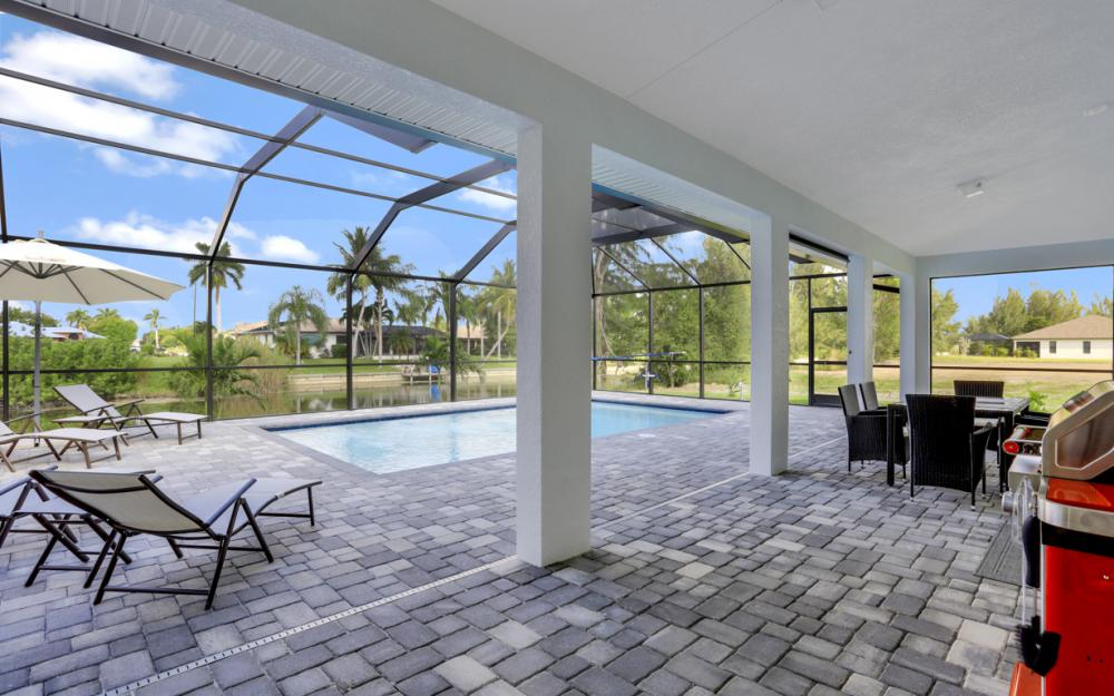 2720 SW 4th Pl, Cape Coral - Vacation Rental  2112524491