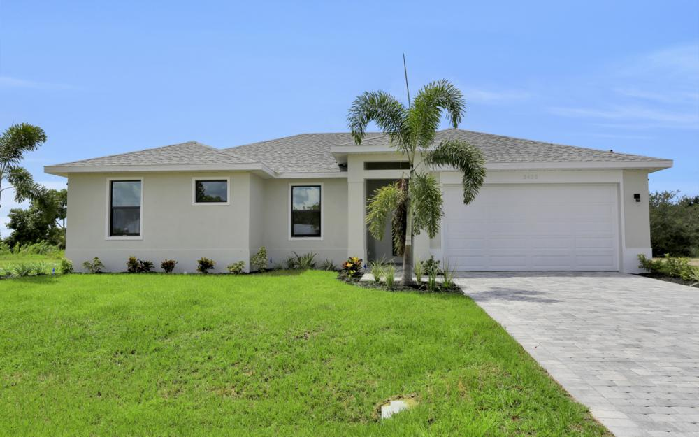 3428 SW 8th Pl Cape Coral - Home For Sale 696731577