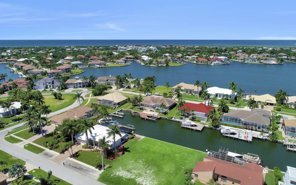 712 Plantation Ct, Marco Island - Lot For Sale 380290411