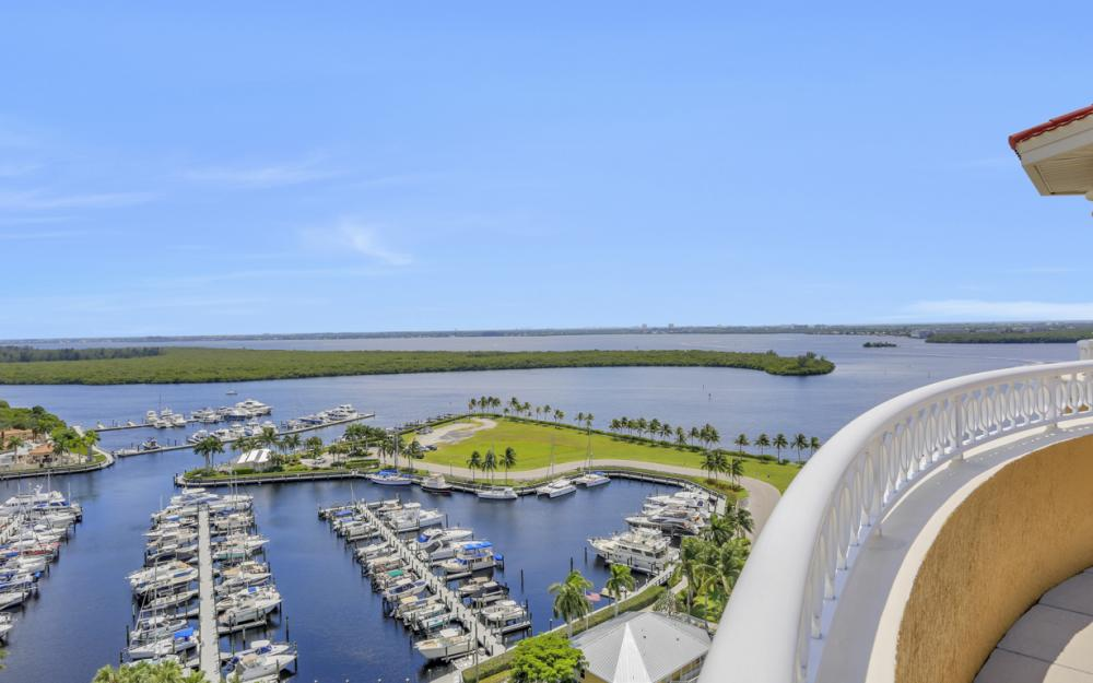 6081 Silver King Blvd #1203, Cape Coral - Luxury Penthouse For Sale 1052458629