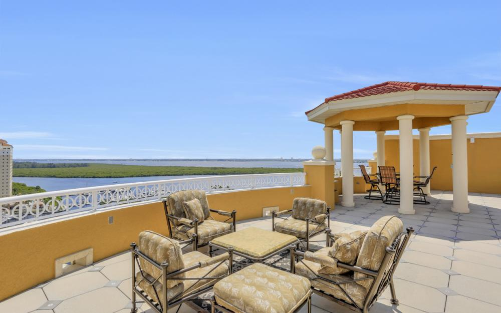 6081 Silver King Blvd #1203, Cape Coral - Luxury Penthouse For Sale 2080397474