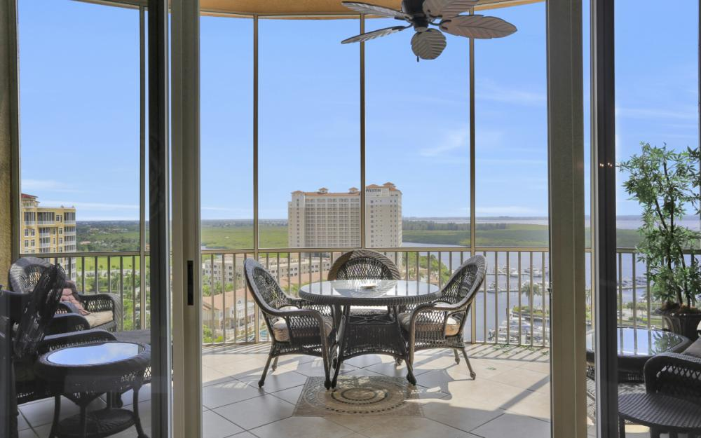 6081 Silver King Blvd #1203, Cape Coral - Luxury Penthouse For Sale 491454777