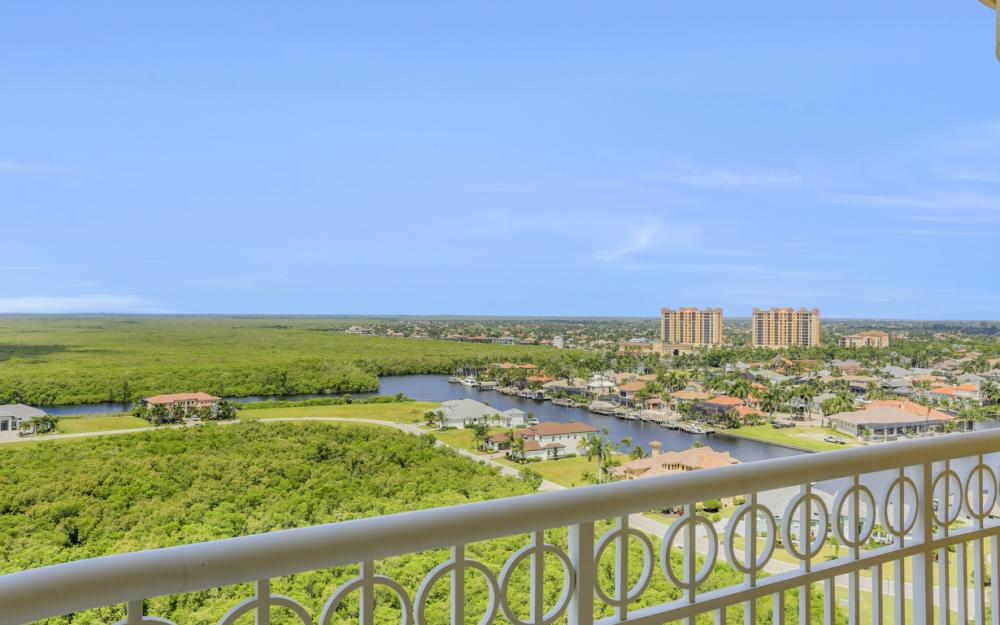 6081 Silver King Blvd #1203, Cape Coral - Luxury Penthouse For Sale 987417013