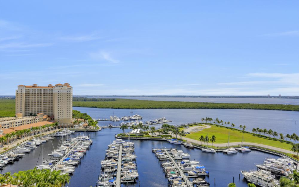 6081 Silver King Blvd #1203, Cape Coral - Luxury Penthouse For Sale 1828813824