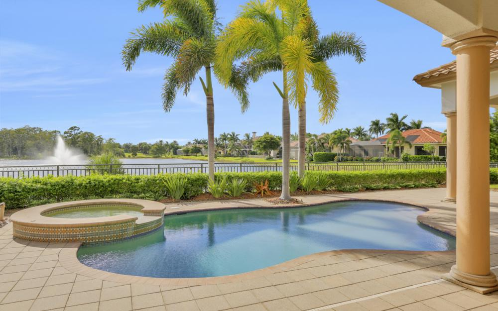 9558 Via Lago Way, Fort Myers - Luxury Home For Sale 1401373725