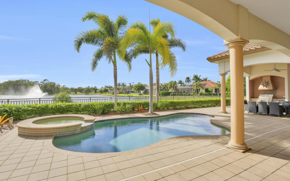 9558 Via Lago Way, Fort Myers - Luxury Home For Sale 1252723150