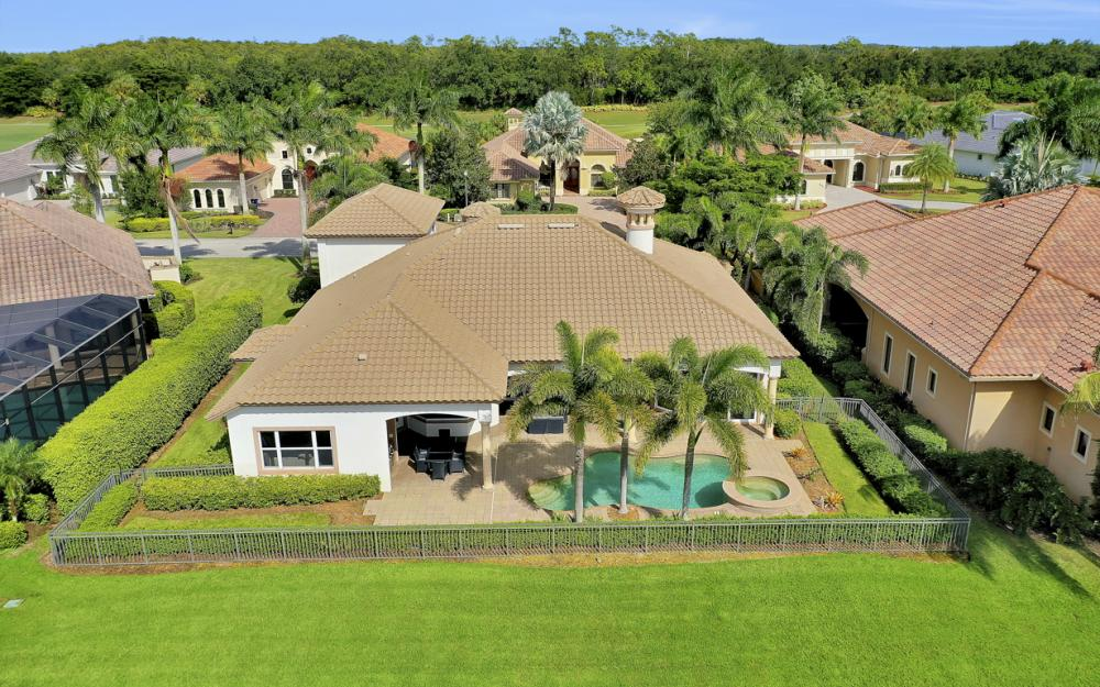 9558 Via Lago Way, Fort Myers - Luxury Home For Sale 1033445449