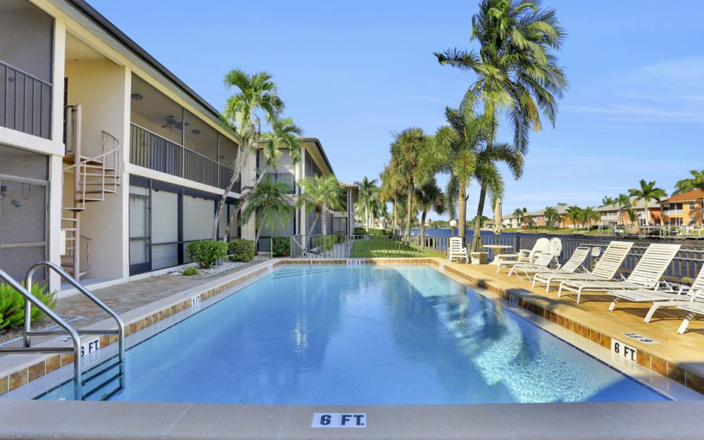 4525 Country Club Blvd #107, Cape Coral - Condo For Sale 222213642