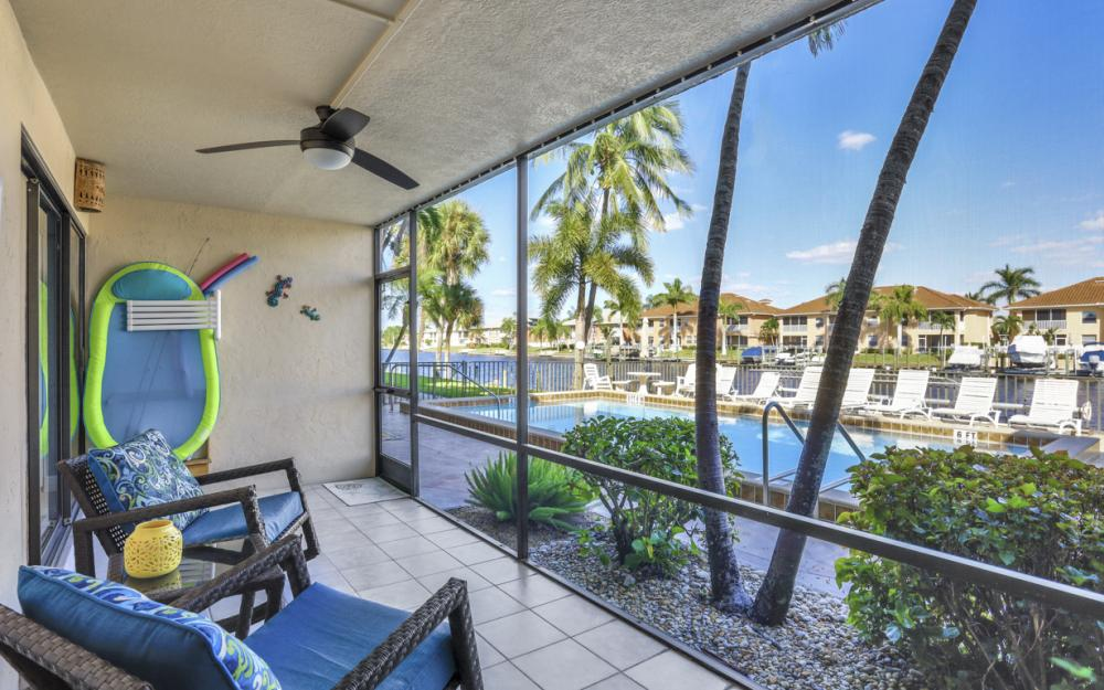 4525 Country Club Blvd #107, Cape Coral - Condo For Sale 211318909