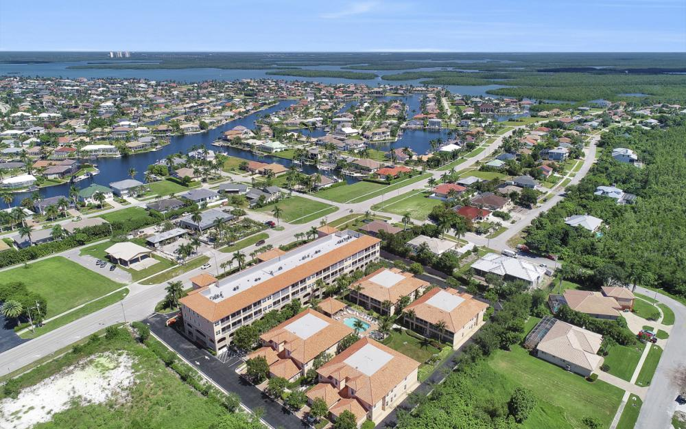 1857 San Marco Rd #PH-1 Marco Island - Condo For Sale 1256595400