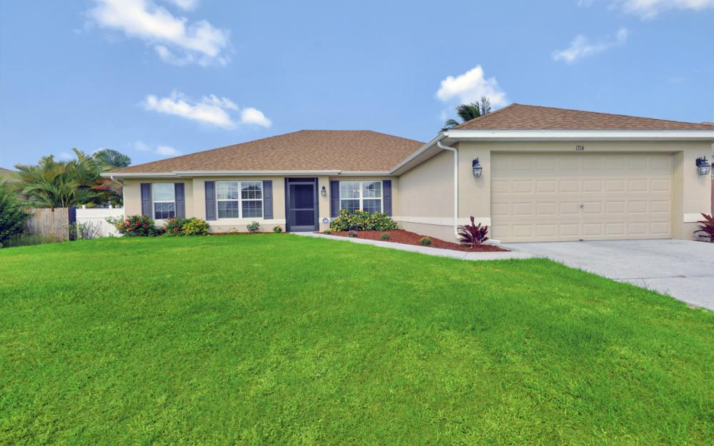 1716 NW 10th Pl, Cape Coral - Home For Sale 935181821