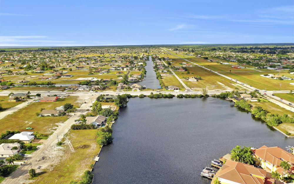 117 SW 33rd Ave, Cape Coral - Lot For Sale 170336635