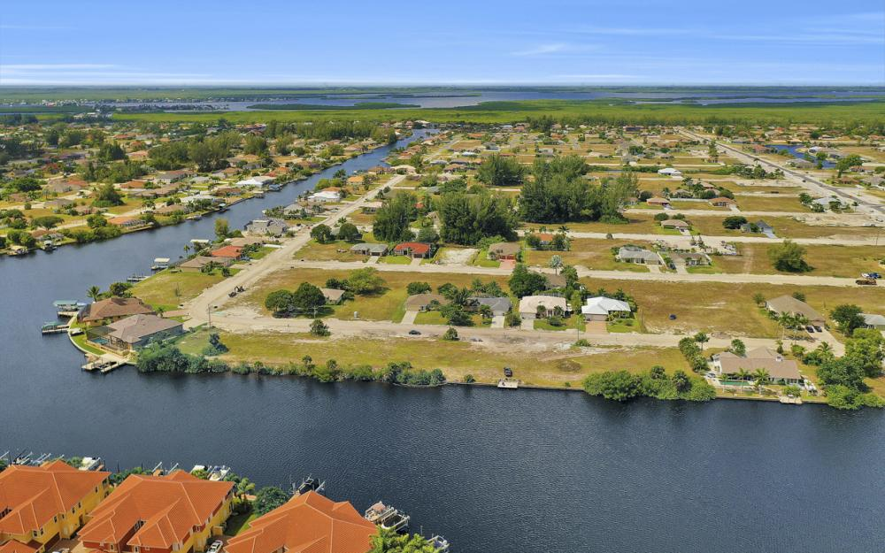 117 SW 33rd Ave, Cape Coral - Lot For Sale 338023481