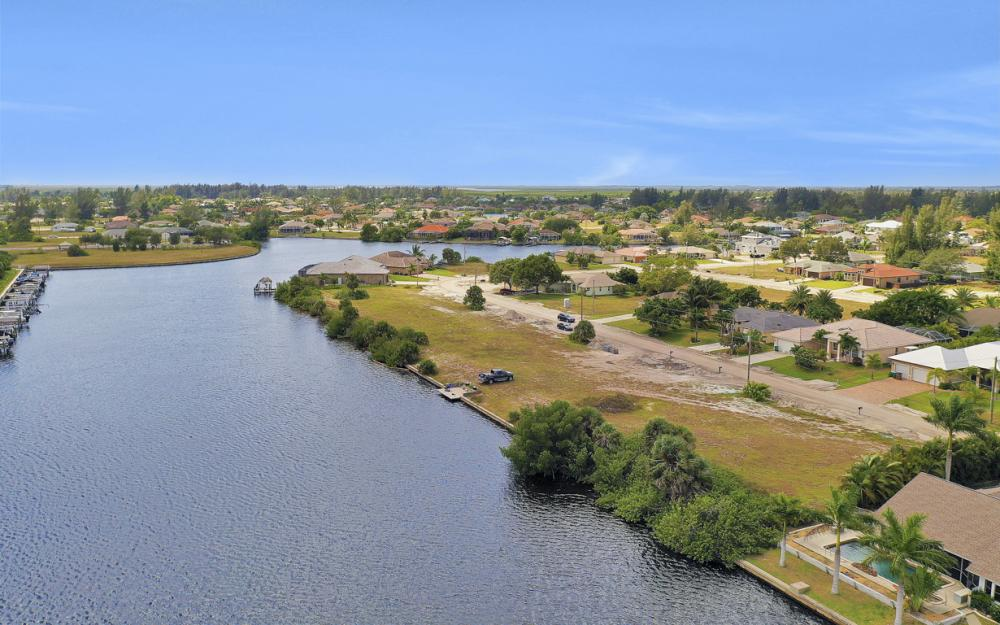117 SW 33rd Ave, Cape Coral - Lot For Sale 1849277156