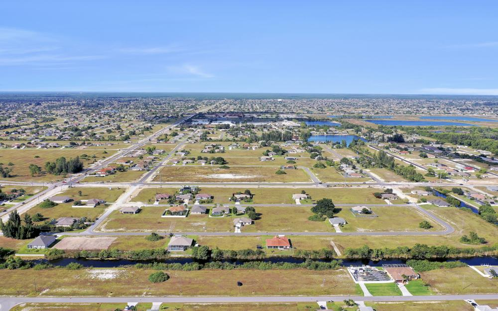 1435 SW 1st Ter, Cape Coral - Lot For Sale 1399848086