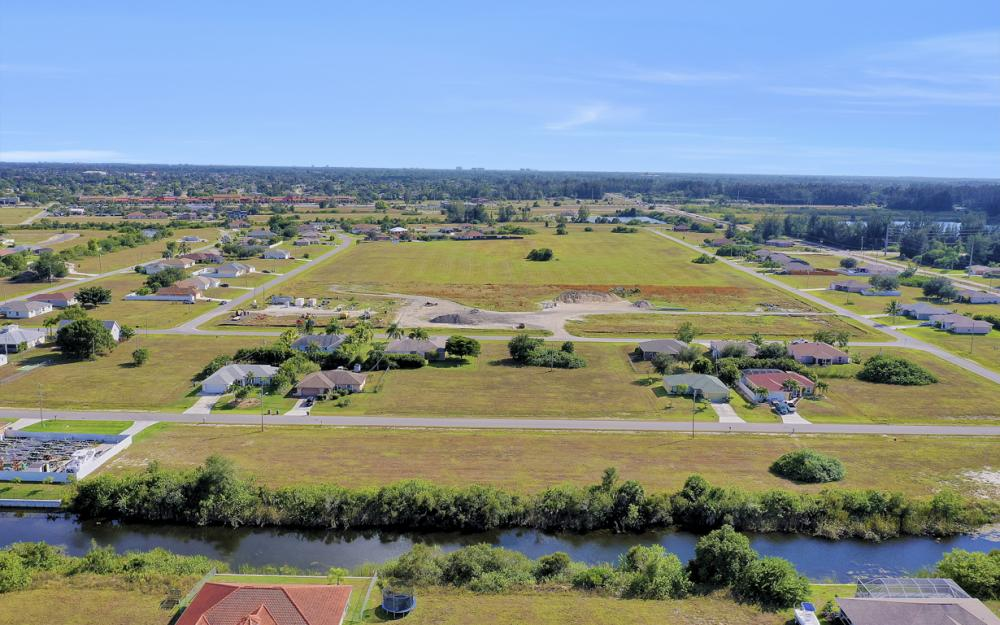 1435 SW 1st Ter, Cape Coral - Lot For Sale 464931425