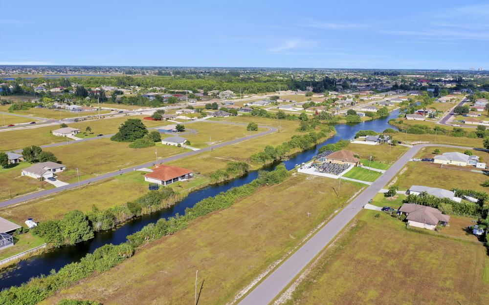 1435 SW 1st Ter, Cape Coral - Lot For Sale 283830398