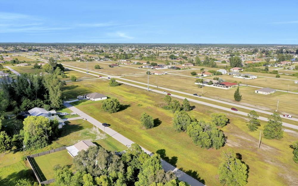 1635 NW Juanita Pl, Cape Coral - Lot For Sale 1248533595