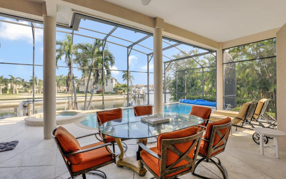 818 Hyacinth Ct, Marco Island - Vacation Rental 745268394