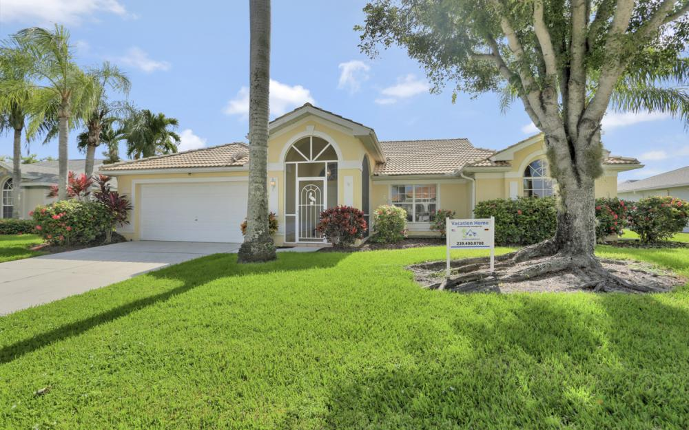 1046 SW 57th St Cape Coral - Vacation Rental 787045768