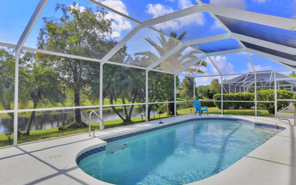 1046 SW 57th St Cape Coral - Vacation Rental 323318229