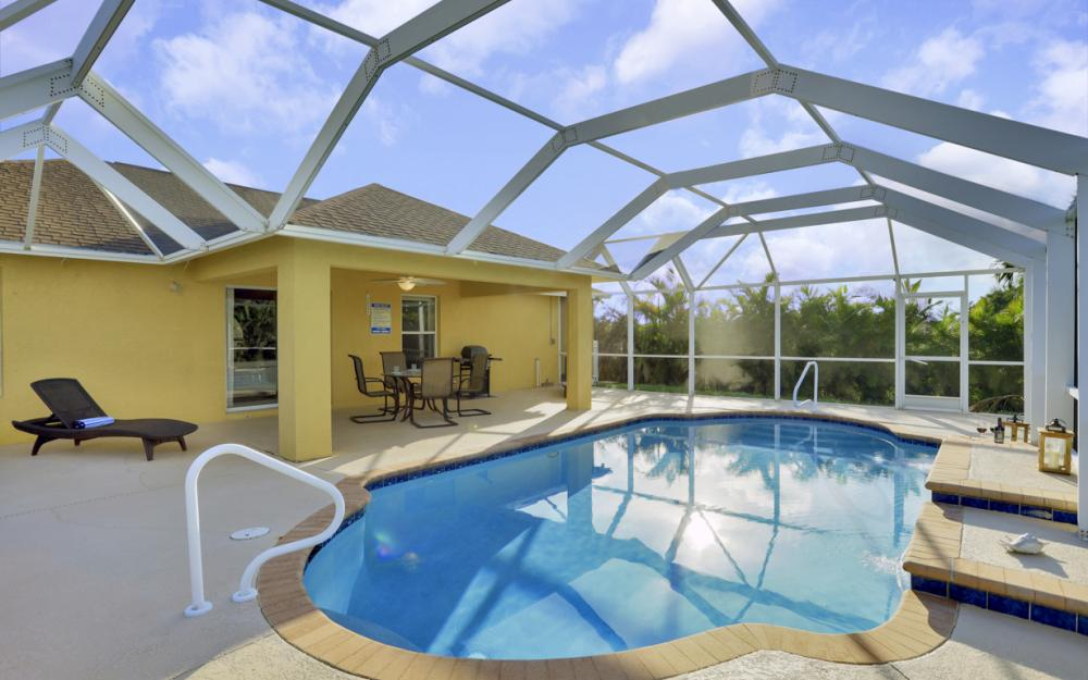 2909 SW 2nd Ln, Cape Coral - Vacation Rental 605796721