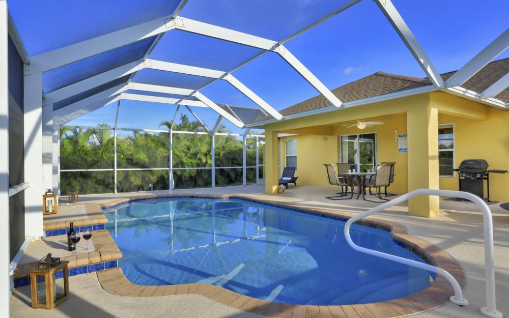 2909 SW 2nd Ln, Cape Coral - Vacation Rental 2031461405