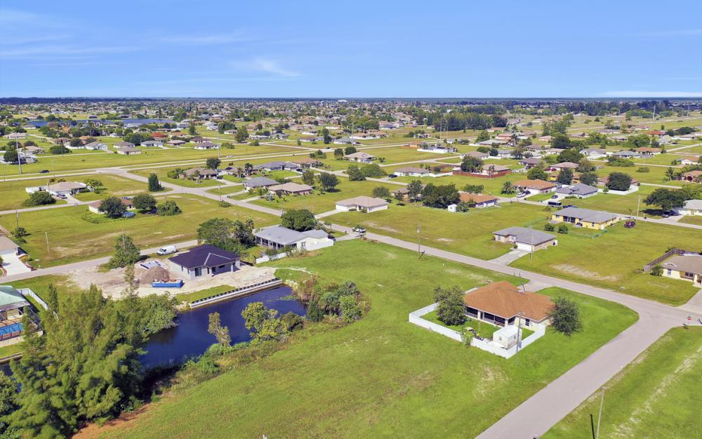 1024 NE 1st PL, Cape Coral - Lot For Sale 713824504