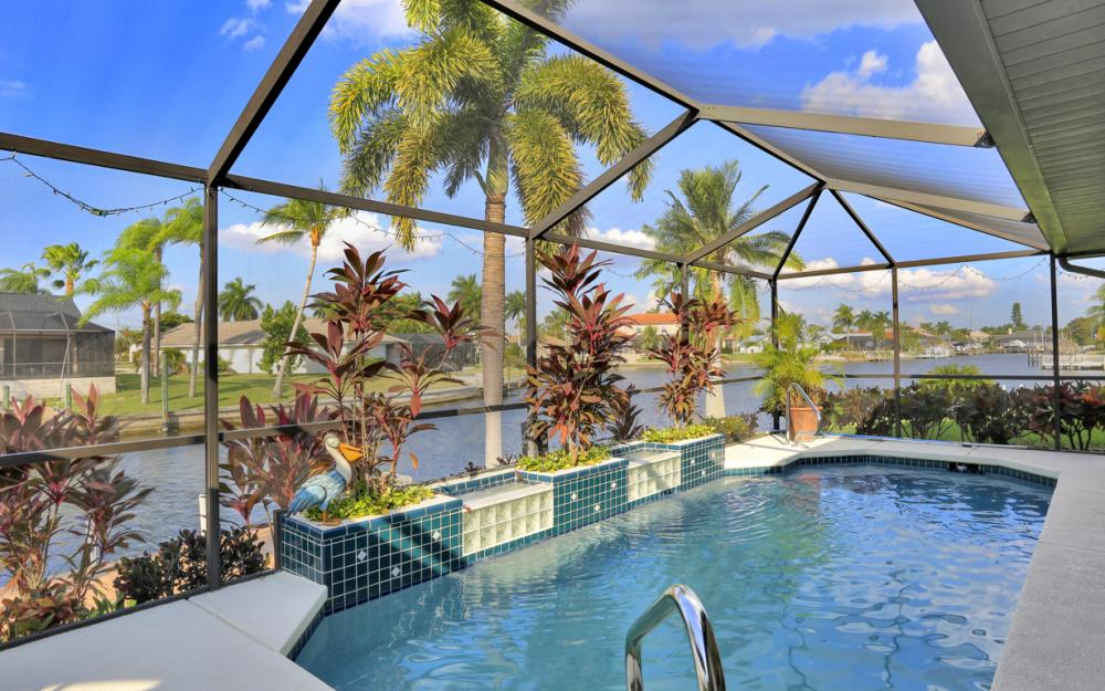 1405 SW 50th St Cape Coral - Home For Sale 347089590