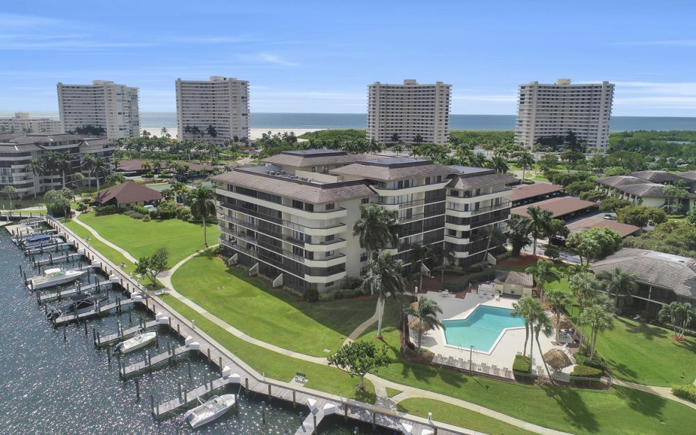 591 Seaview Ct  #A-612, Marco Island - Condo For Sale 1000436563