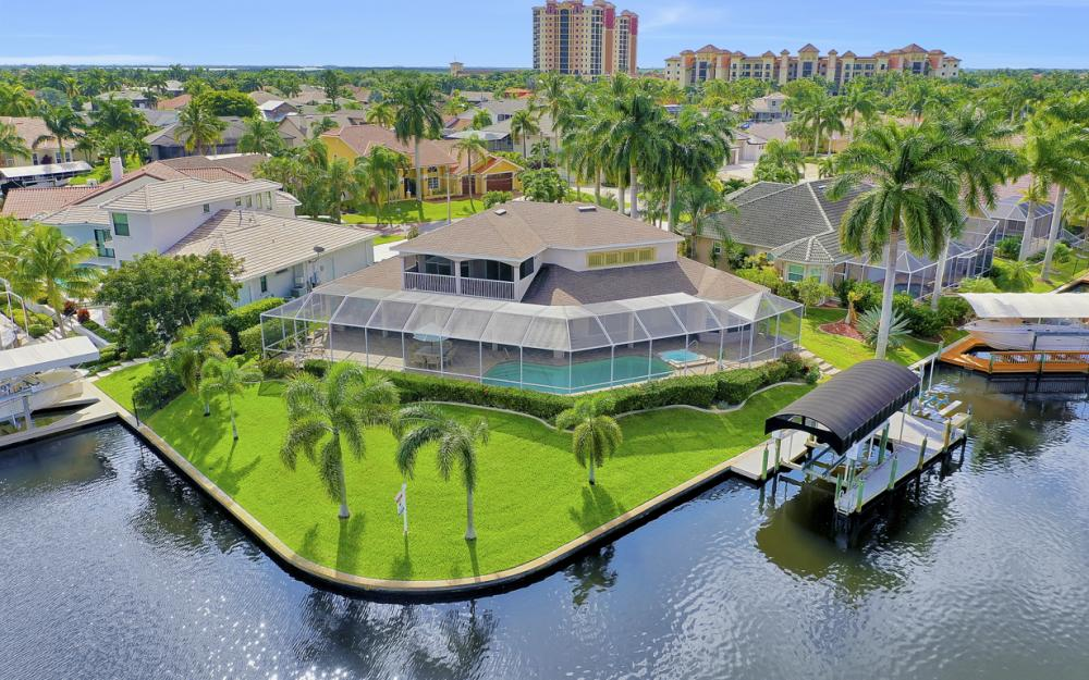 1505 SW 56th Ter - Cape Coral - Luxury Home For Sale 58314292