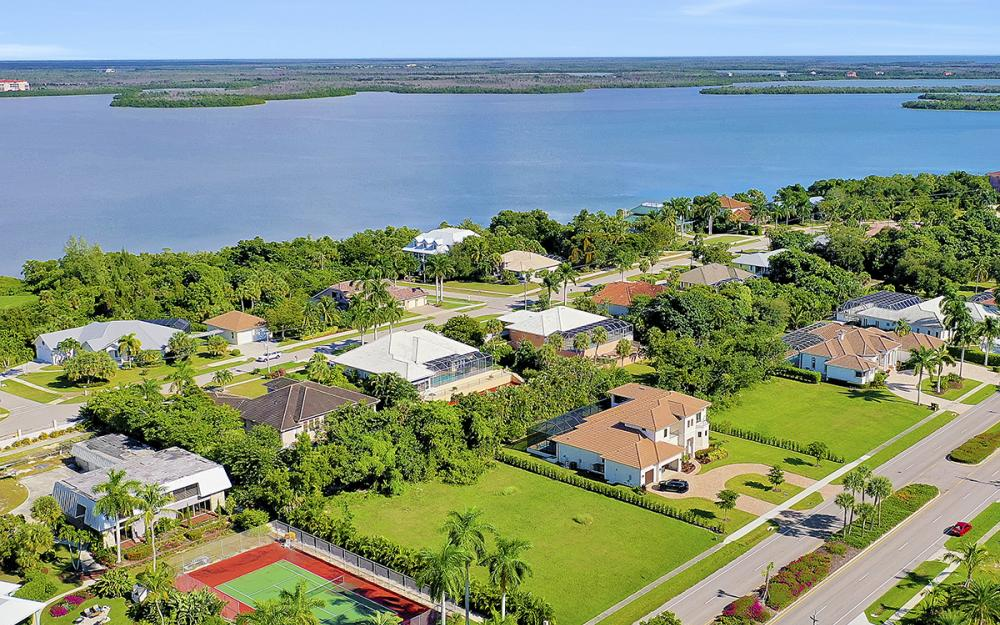 571 S Barfield Dr, Marco Island - Lot For Sale 201012466
