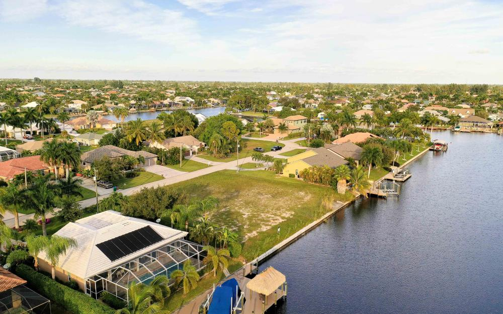 2618 SW 46th Ter, Cape Coral - Lot For Sale 458465390