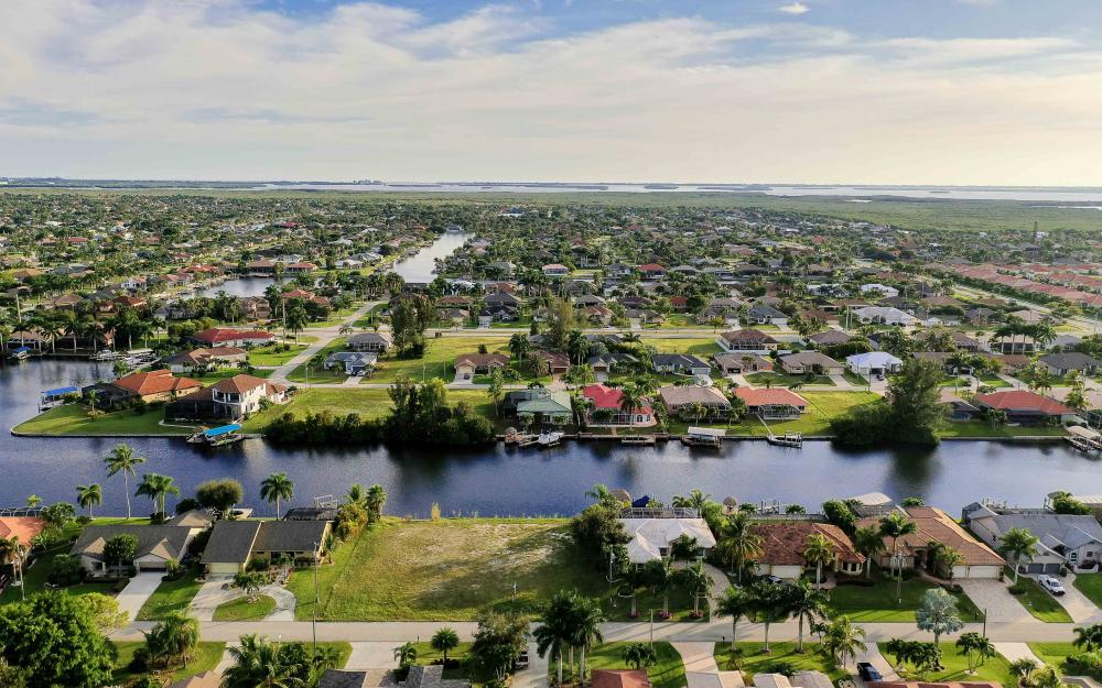 2618 SW 46th Ter, Cape Coral - Lot For Sale 1442068284