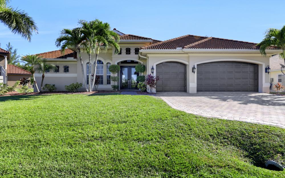 4805 SW 25th Pl, Cape Coral - Vacation Rental 1060199301