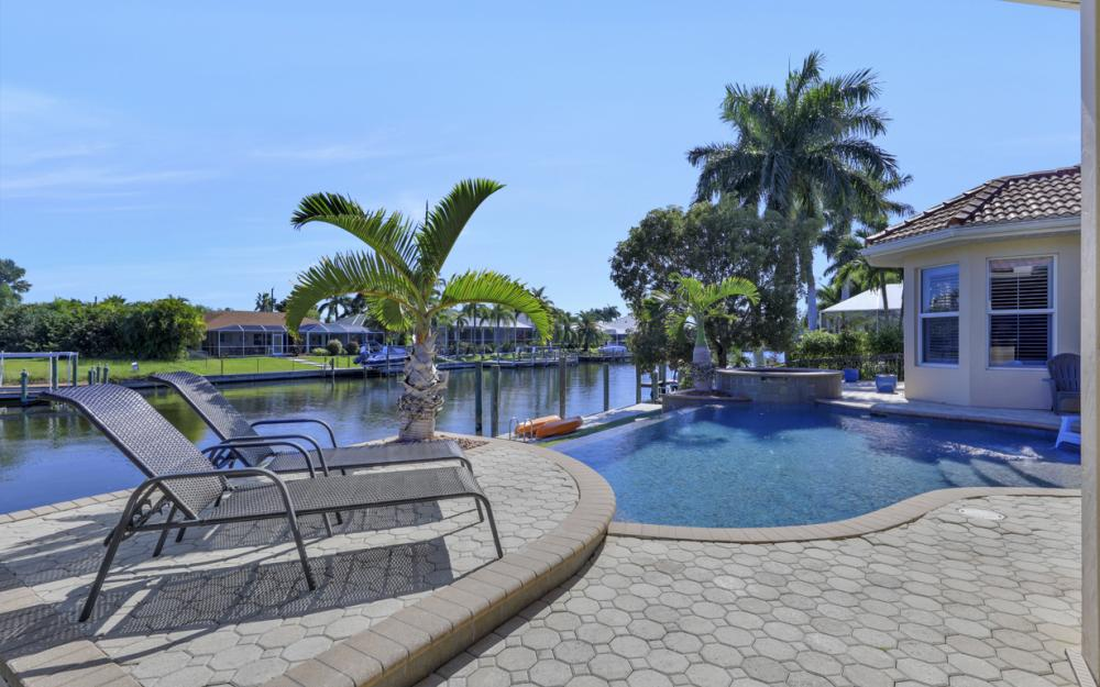 4805 SW 25th Pl, Cape Coral - Vacation Rental 355976180