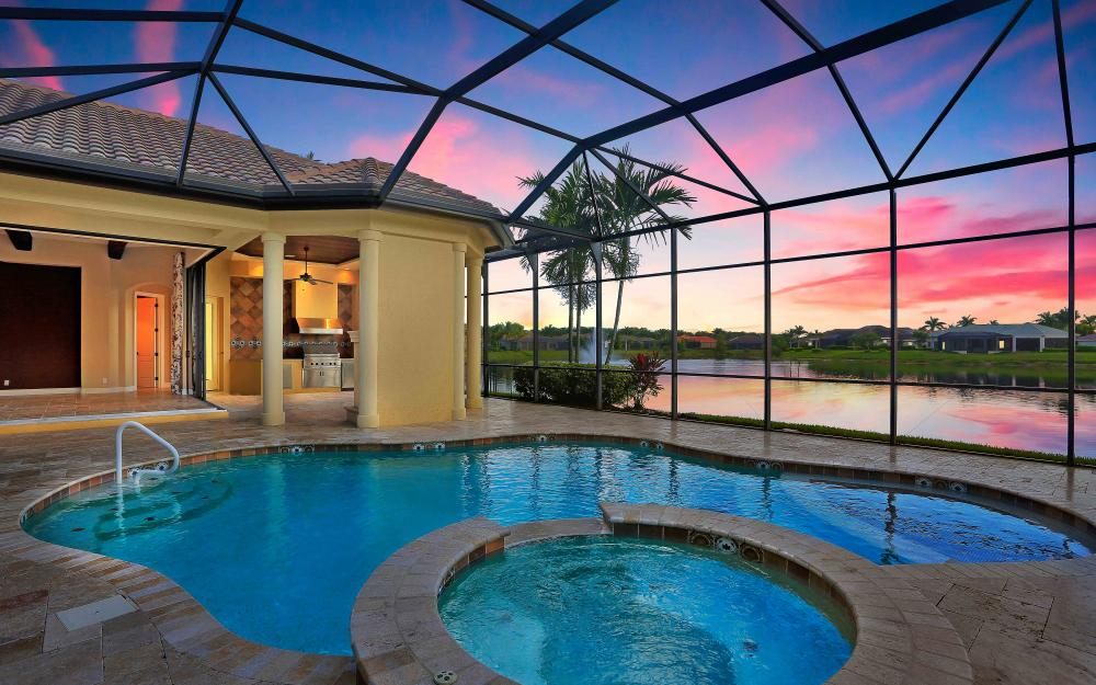 9516 Via Lago Way, Fort Myers - Luxury Home For Sale 995133820
