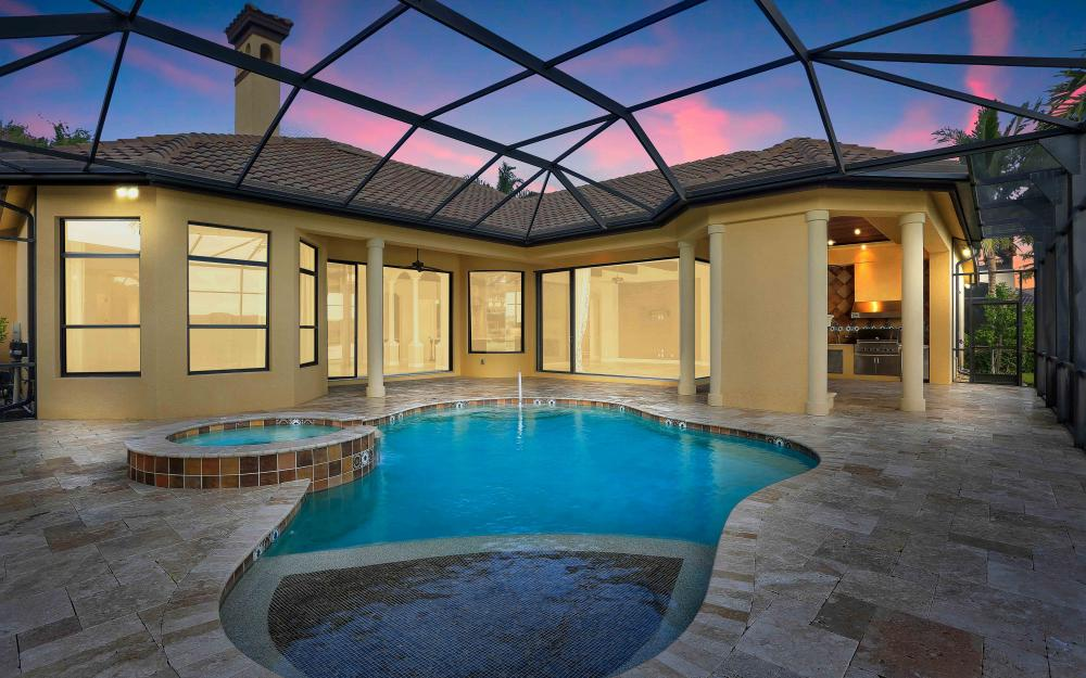 9516 Via Lago Way, Fort Myers - Luxury Home For Sale 889542647