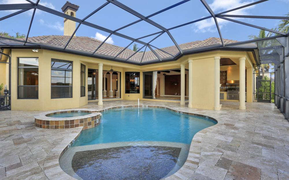 9516 Via Lago Way, Fort Myers - Luxury Home For Sale 260033666