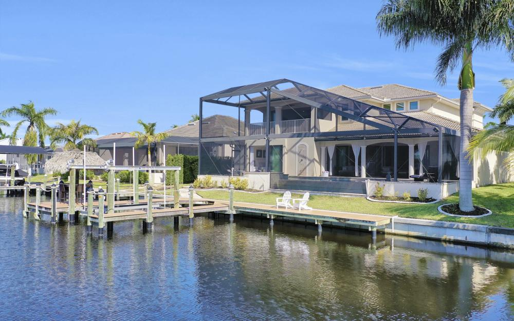 5408 Sands Blvd, Cape Coral - Luxury Home For Sale 912287999