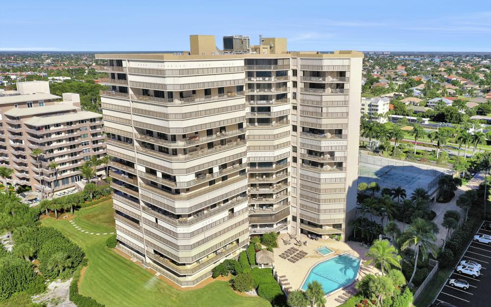 840 S Collier Blvd #1605, Marco Island - Condo For Sale 231546968