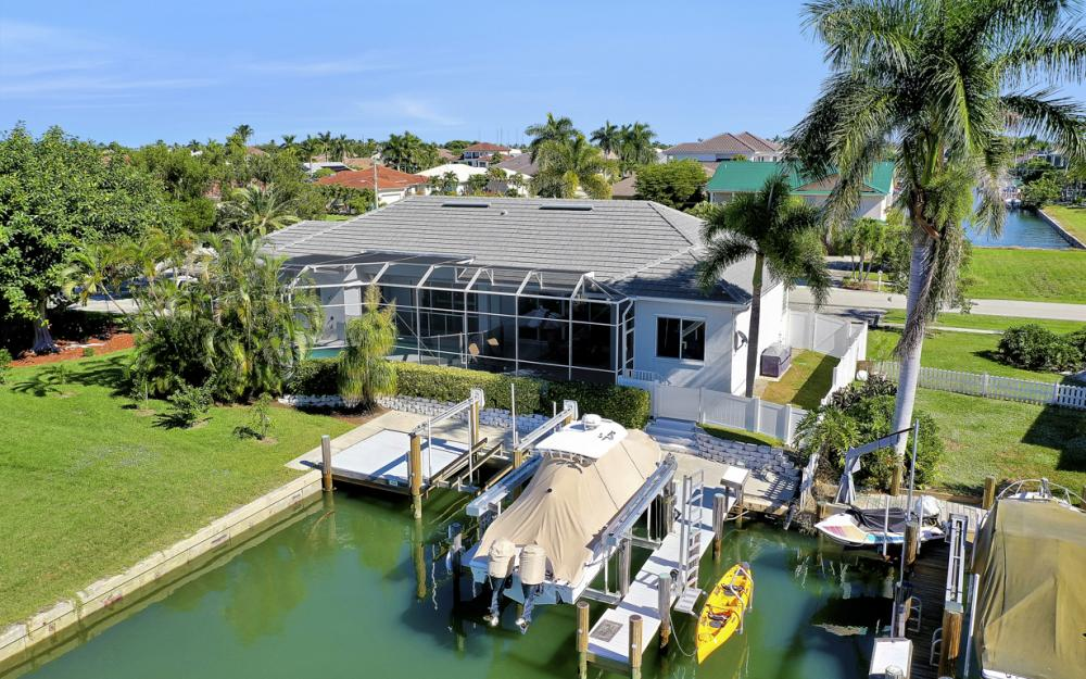 540 Shalimar St, Marco Island - Vacation Rental 1100593362