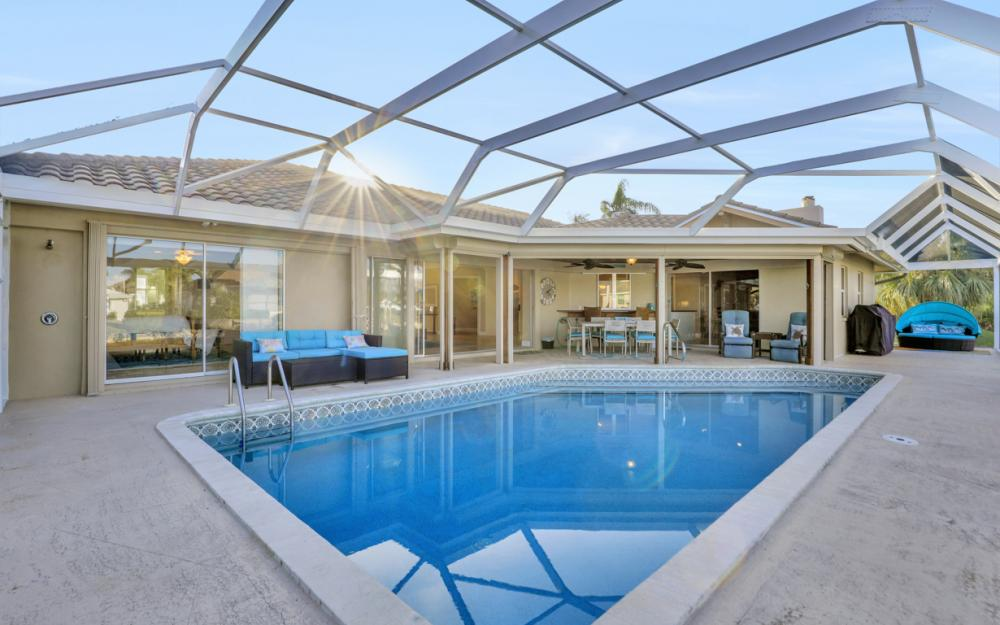581 Spinnaker Dr, Marco Island - Vacation Rental 220033918