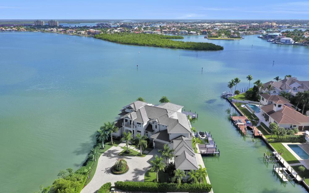 475 Gate House Ct Marco Island - Luxury Home For Sale 41601690