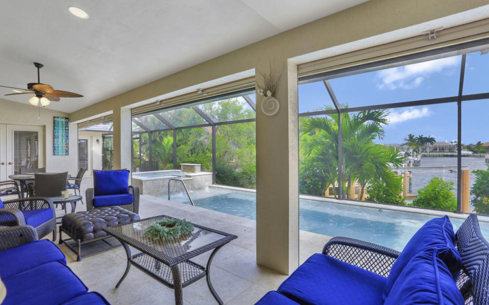 501 Shalimar St, Marco Island - Vacation Rental 876799437