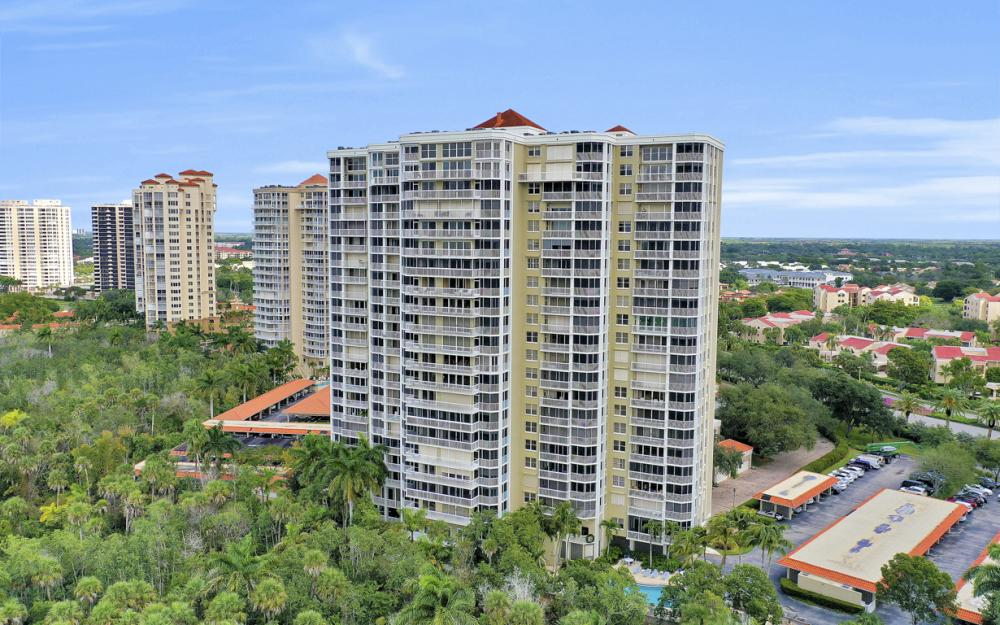 6573 St. Marissa Pelican Bay #1605, Naples - Condo For Sale 52592506